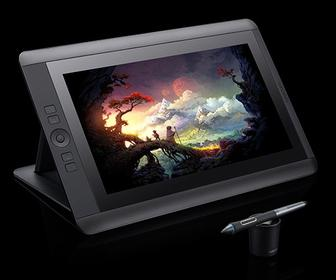 Wacom Cintiq 13HD offers affordable on-screen drawing