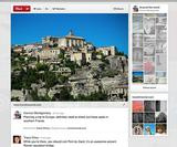 Pinterest redesigns with expandable pins and easier navigation