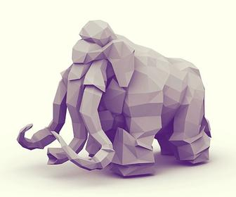 Inside Timothy Reynold's low-poly artworks