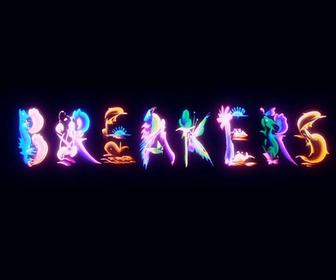 Gentleman Scholar designs titles for Harmony Korine's Spring Breakers