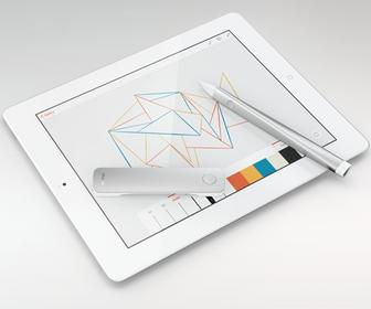 Hands on: Adobe's Mighty and Napoleon drawing hardware for iPad, coming 2014