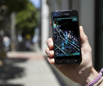 Interview: the creators of Google's own AR game Ingress