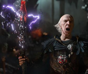 Quantic Studio's PS4 graphics demo The Dark Sorcerer shows off amazing, funny CG