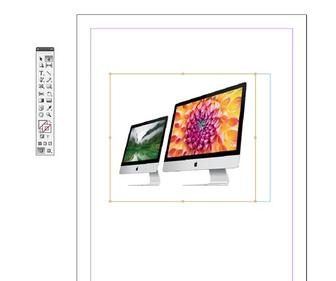 How to insert an image into an InDesign document