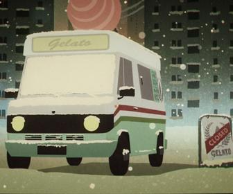 Trunk creates charming 'Gelato Go Home' animation for Channel 4's Random Acts