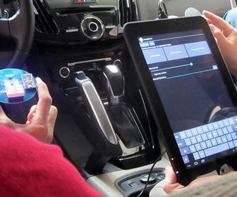 Next-gen car tech designed at Ford's hackathon
