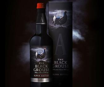 Taxi Studio redesigns Famous Grouse whisky packaging