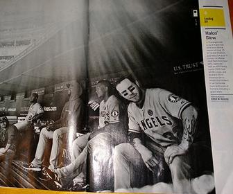 Are the Nokia Lumia 1020 photos in Sports Illustrated secretly ads?
