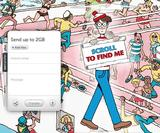 Play Where's Wally? with WeTransfer