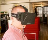 What the Oculus Rift offers creative agencies