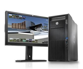 HP Z workstations gain Ivy Bridge Xeon E5 V2 chips with up to 24 cores