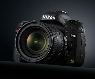 The Nikon D610 DSLR boasts better photos than the D600