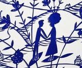 See new papercut works from Rob Ryan's exhibition in London