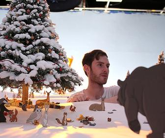 Discover the making of John Lewis's heartwarming animated Christmas ad, The Bear & The Hare