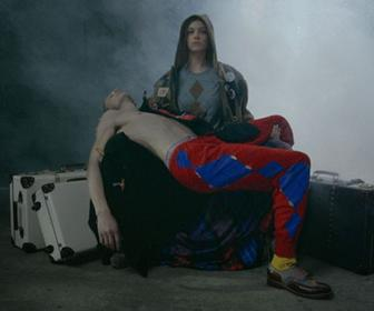 Vivienne Westwood & George Tsioutsias work together again to create new campaign video