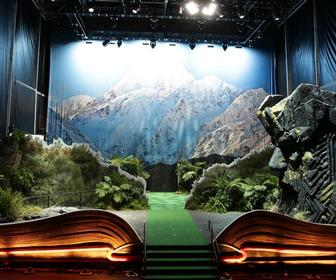 The Hobbit: The Desolation of Smaug locations recreated for world's largest pop-up book