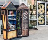 B-Reel creates community library projects to promote The Book Thief