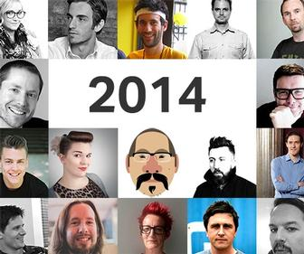 2014 creative trends: what will be the biggest influences and new tech in the year ahead