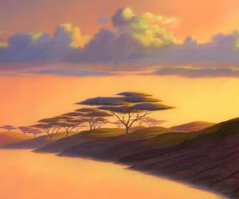 Greenpeace hacks Disney's The Lion King