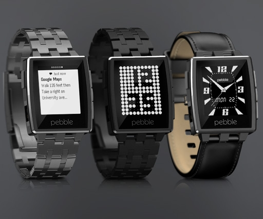 Pebble announces its very own app store alongside new smartwatch
