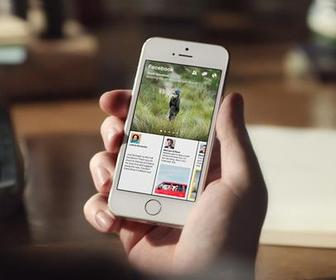 Inside the design of the Facebook Paper iPhone app