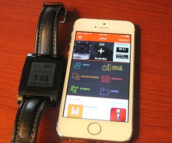 Inside the Pebble App Store: smartwatch apps are here