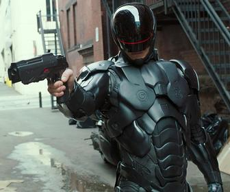 How Cinesite's VFX brought RoboCop's suit to life