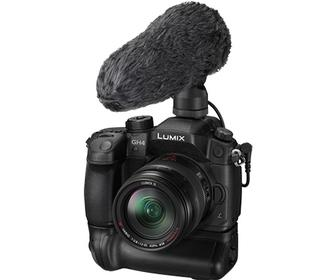 Panasonic Lumix GH4 camera offers 4K capture