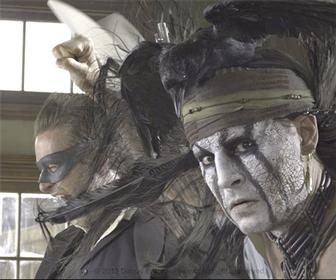 MPC and ILM detail Lone Ranger's Oscar nominated-VFX