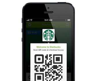 How mobile payment apps like Starbucks' have become popular