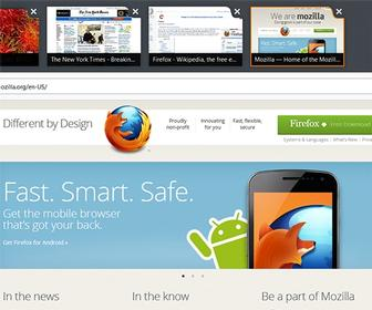 Mozilla kills Firefox for Windows 8 Metro