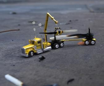 'Tiny Worlds' films imagine miniature litter-busting force on London's streets