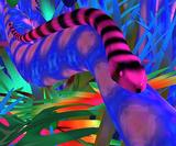 Fabrica's De Versicoloribus Naturalium Ludis is a psychedelic trip back to 80s animation