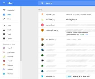 Leaked screenshots 'show Gmail's next redesign'