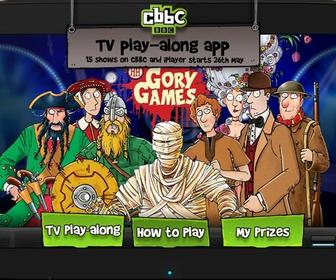 Hands on with Horrible Histories' Gory Games