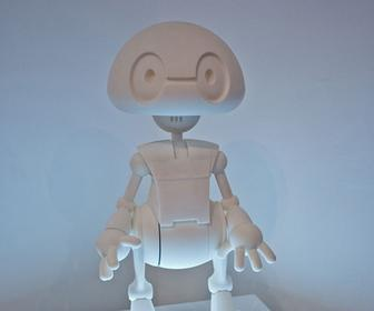 'Jimmy' the 3D-printed robot coming soon from Intel