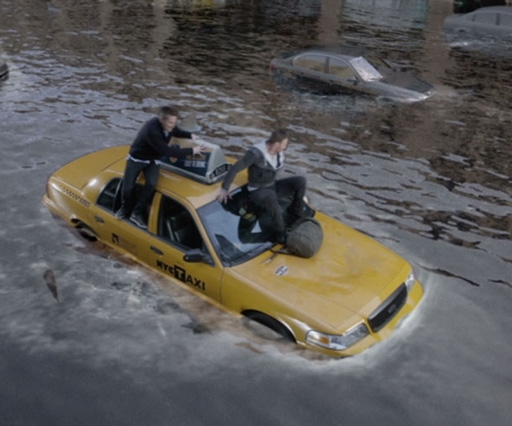 Sharknado 2 VFX: how The Asylum created CG flying man-eating sharks