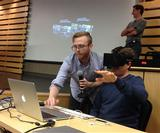 Netflix whips up 3D VR viewing room for Oculus Rift during company hack day