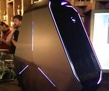 Alienware's Area-51 gaming desktop reborn as a powerful Haswell-E-packing triangle