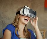 Samsung teams with Oculus for Gear VR, a wire-free mobile VR headset