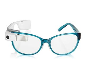 Diane Von Furstenberg gives Google Glass a makeover as it goes on sale in UK at Net a Porter