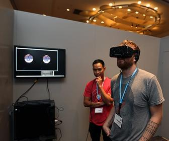 Oculus Rift 'Crescent Bay' prototype hands-on: it's an amazing experience