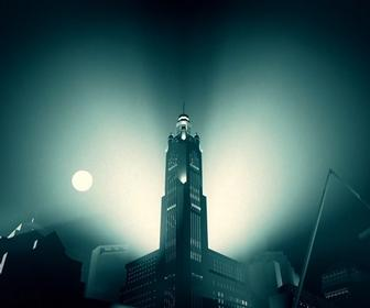 Watch this CG cinema ident inspired by Fritz Langs Metropolis