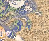 William Morris fabric inspires app by first V&A Game Designer