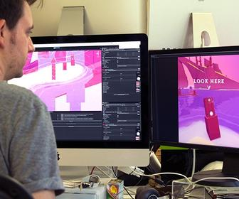 How Monument Valley developer Ustwo reimagined the game for VR to create Lands End