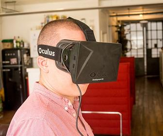 Oculus Rift VR headset launch is waiting for the perfect controller