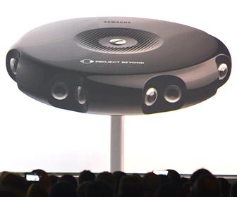 Samsung's Project Beyond 3D camera takes virtual reality to the next level