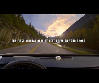 Volvo uses the cheap Google Cardboard VR system to preview new cars
