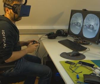 How Fabric Engine lets you create 3D animation and VFX using Oculus Rift