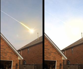 Create a fake meteor sighting in After Effects in this free tutorial